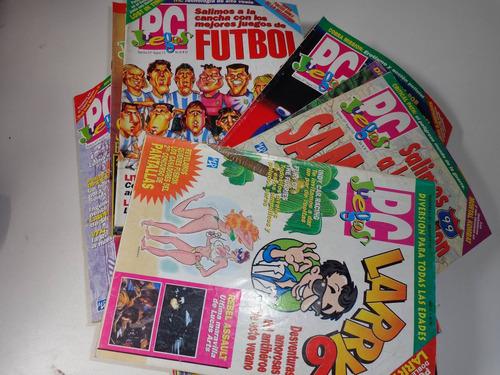 revistas de juegos de pc, consolas de los 90