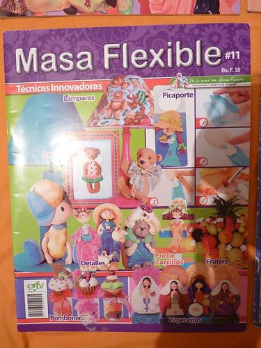 revistas de masa flexible