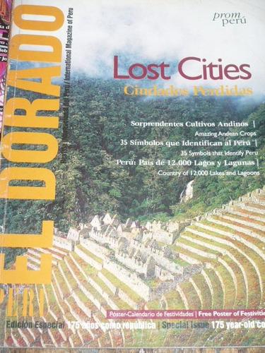 revistas de turismo el dorado