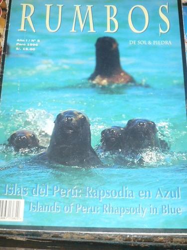 revistas de turismo rumbos