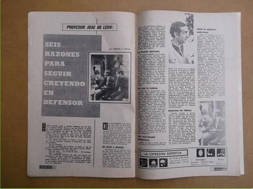 revistas deportes 1972, 2- olimpíada munich- fútbol- ajedrez