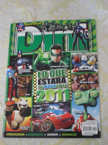 revistas dini de 2011 y 2012