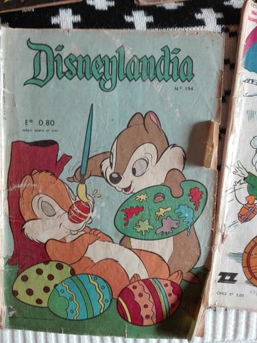 revistas disney sea novaro  los crochane