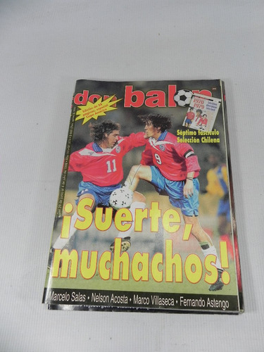 revistas don balon 1999 numeros 373 al 379 (7)