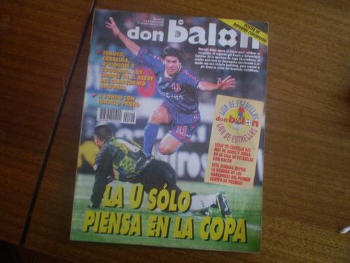 revistas don balon n°196 deportes concepcion 1996 (r267