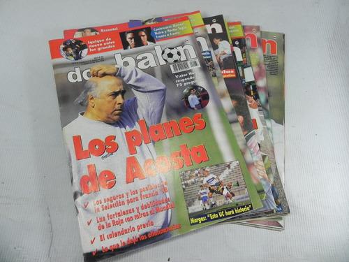 revistas don balon numeros 287 al 299 año 1997/98(8)