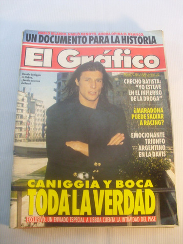 revistas el grafico argentina 1995 n 3931 a 3940(7)