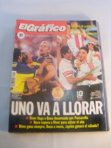 revistas el grafico argentina 1998 n 4093 a 4105(6)