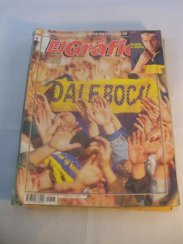 revistas el grafico argentina 1999 n 4153 a 4158(6)