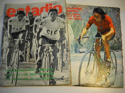 revistas estadio ciclismo 1973 y 1974 (2)