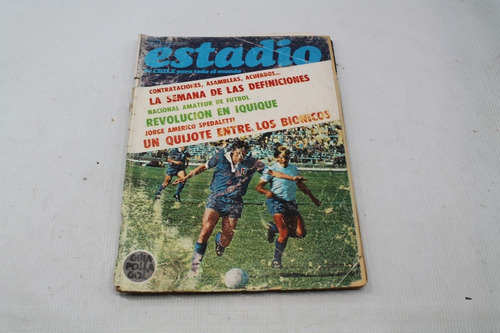 revistas estadio numeros 1605 a 1800 año 1974/78(4)