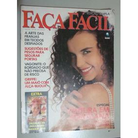 ead33b12ac Revista Faça Fácil - Nº 84 - Especial Pintura Em Porcelana