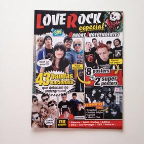 7d7594a05f Revista Love Rock Especial Guia De Bandas Independentes