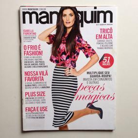 611b33ce58 Revista Manequim 2015 - Coleções e Comics no Mercado Livre Brasil