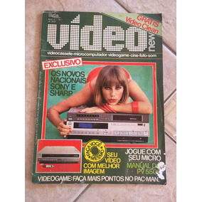 34236224c8 Revista Vídeo News 8 Exclusivos Novos Nacionais Sony Sharp