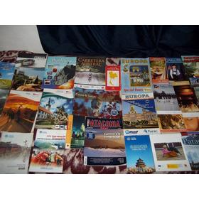 Revistas Folletos Oficiales Turismo Fit 2011