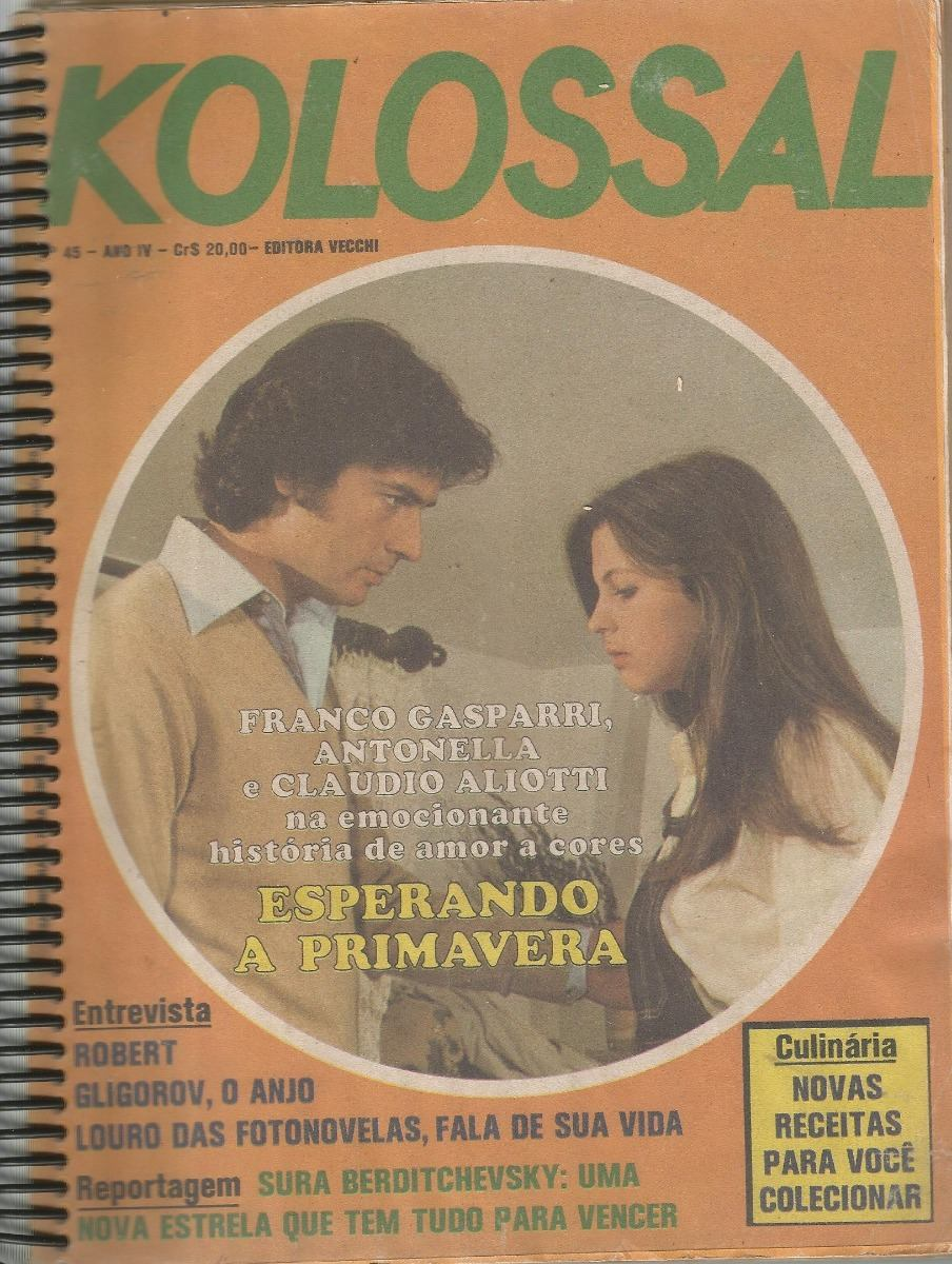 revistas fotonovelas