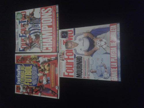revistas four four two méxico