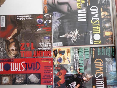 revistas gamestation especial