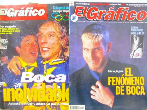 revistas grafico lote