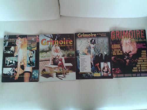 revistas grimoire of exalted deeds estados unidos