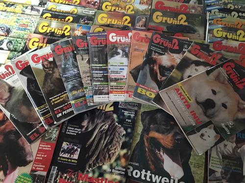 revistas gruñi2 desde la 8 a la 76