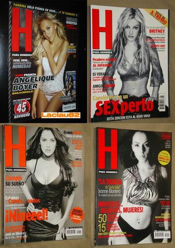 revistas h todos los numeros pregunta muchisimas e bodega g2