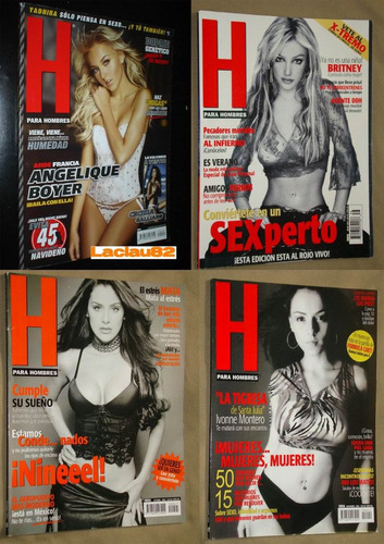 revistas h todos los numeros pregunta muchisimas e bodega g3