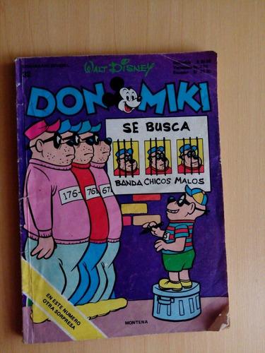 revistas historietas archi disneylandia super mickey donmick