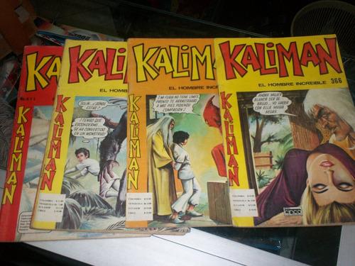 revistas kaliman