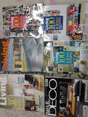 revistas living colección