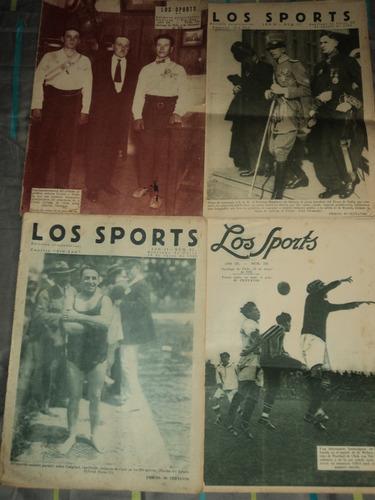 revistas los sports