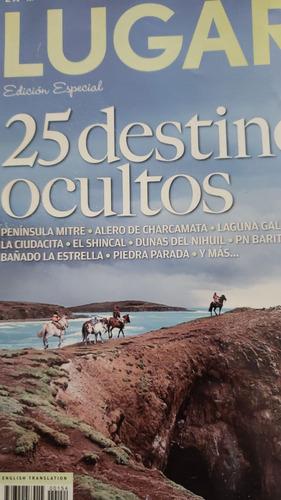 revistas lugares varios numeros como nuevas
