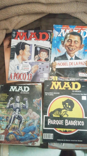 revistas mad mexico
