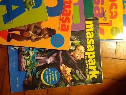 revistas masapark coleccion marta ballina