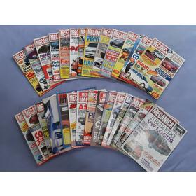 Revistas Mecânica (diversos Exemplares)