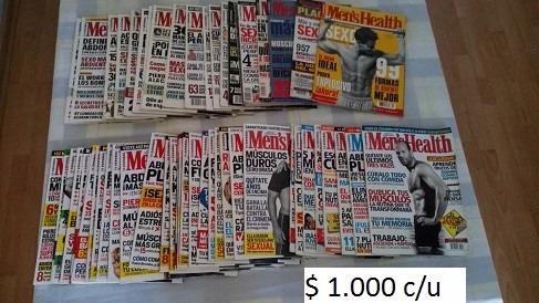 revistas menths healt y revista h