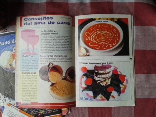 revistas mi cocina