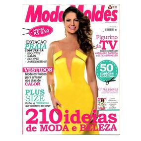 b19292f31f Revista Moda Moldes Chris Flores Nº 69 C moldes (7329)