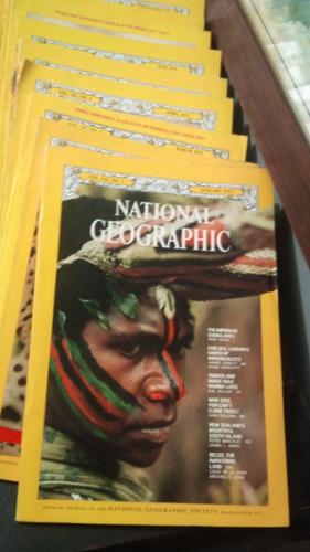 revistas national geografic