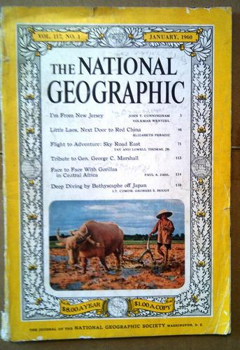revistas national geografic en ingles desde 1955 hasta 2011