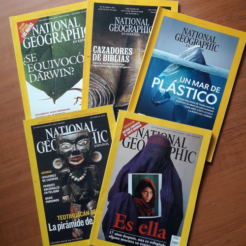 revistas national geographic español