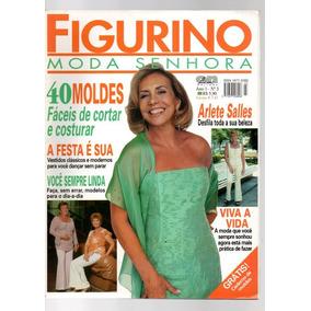 1710ebacd4 Revista Moda Moldes 40 no Mercado Livre Brasil