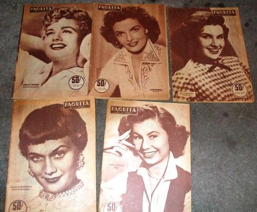 revistas paquita