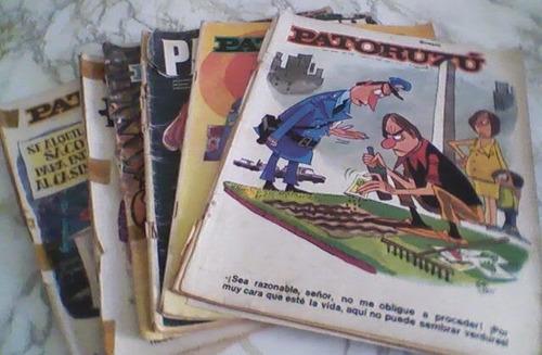 revistas patoruzú - rico tipo (de los 70)