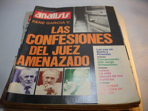 revistas politicas  analisis 1900