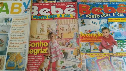 revistas ponto cruz