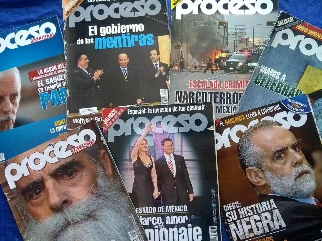 revista proceso gratis