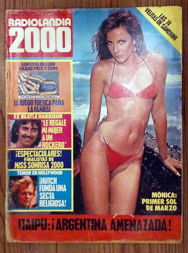 revistas radiolandia 2000 * decada del 80 - varios numeros