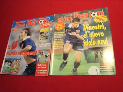 revistas revista don balon